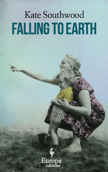 Falling to Earth by Kate Southwood book cover