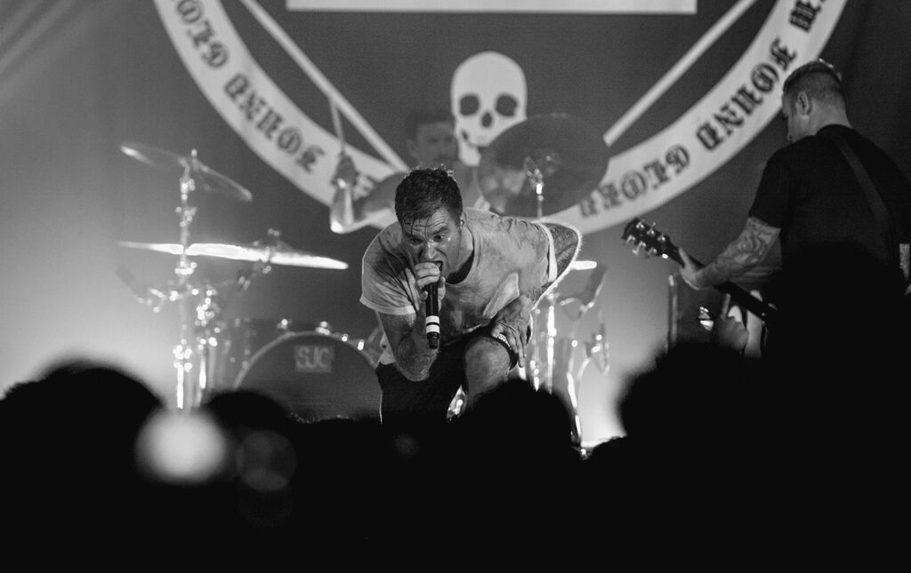 New Found Glory, Live in Singapore