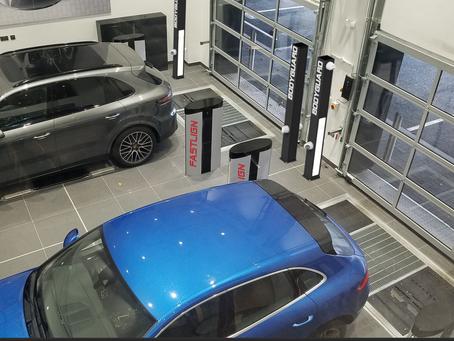 BODYGUARD - Affordable Vehicle Damage Detection System with LED lighting