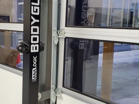 BanaLogic introduces BODYGUARD Camera system