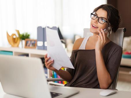 5 tips for å lykkes med fjern-arbeid og hjemmekontor