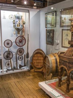 Les visites de musées