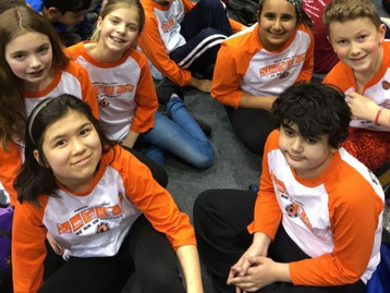 Eleanor Roosevelt ​Students Advance To Odyssey Of The Mind World Finals