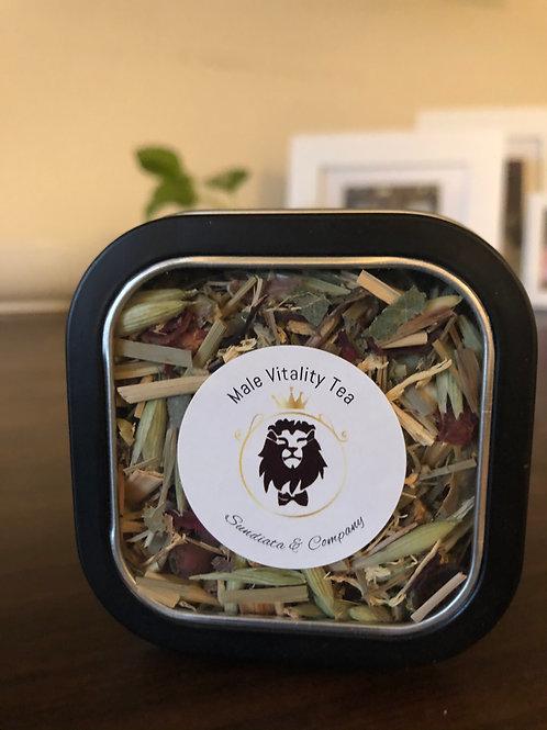 Male Vitality Tea