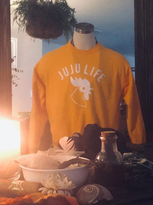 Gold Juju Life Premium Sweatshirt