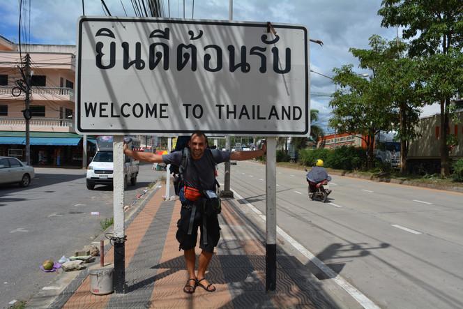 Tajska wyprawa... na imprezę