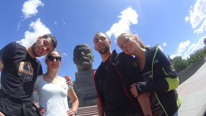 Buriacja - druga strona Bajkału
