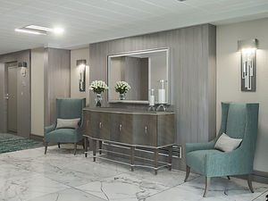 1 Bar Harbour elevator lobby rendering.j