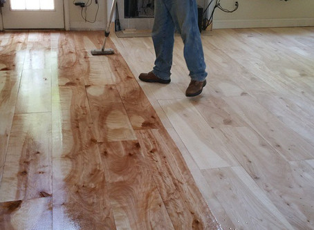 Rejuvenate your floors without breaking the bank...