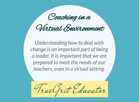 Coaching in a Virtual  Environment