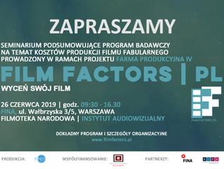 FILM FACTORS