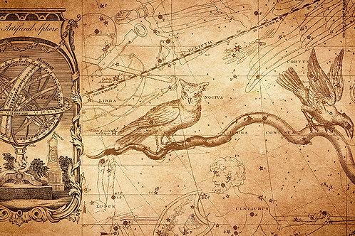 Mapa vintage 001