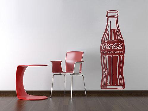 Vinilo decorativo Coca Cola Warhol