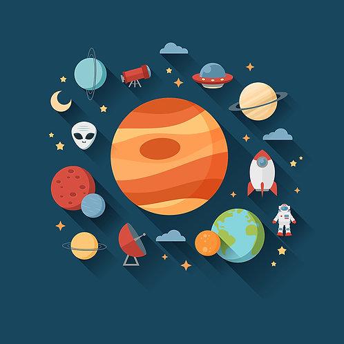 Fotomurales en el espacio 002