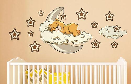 vinilos-infantiles-oso-en-las-nubes-y-lu