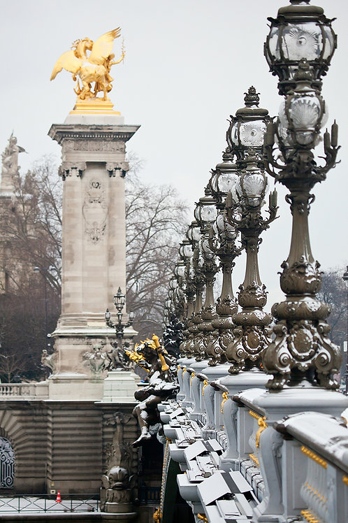 Fotomural Puente Alejandro III