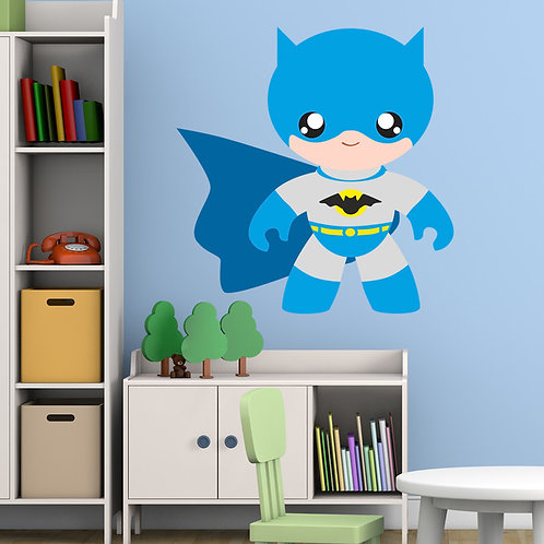 Vinilo decorativo infantil Batman