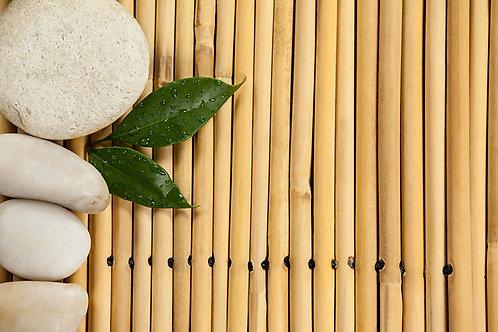 Fotomural Zen Bambus