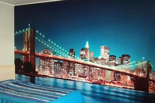 Fotomural ciudad NY