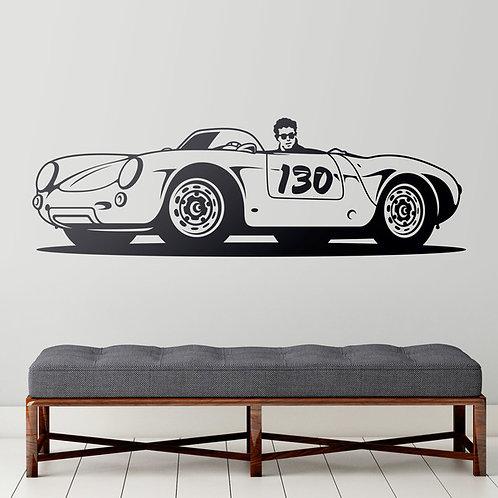 Porsche 550 Spyder Little Bastard