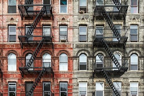 Fotomural Buildings in New York City
