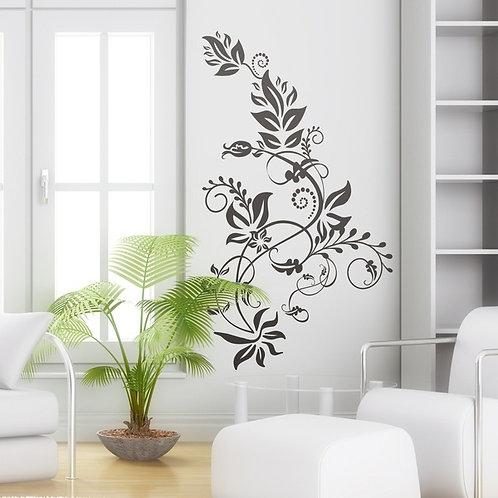 Vinilo decorativo Floral Tarai