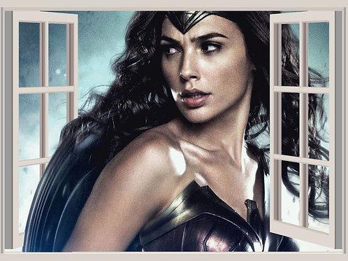 Ventana Mujer Maravilla
