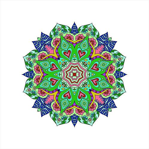 Mandala 019