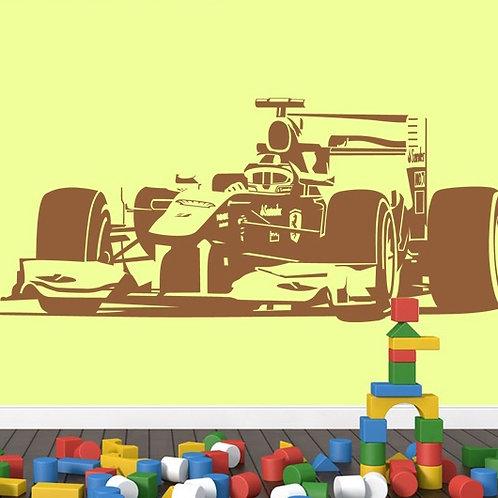 Vinilo decorativo Formula 1