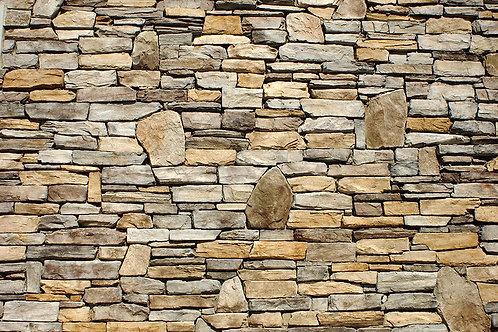 Textura piedras alargadas
