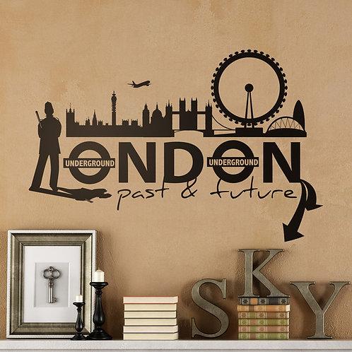 Vinilo London City