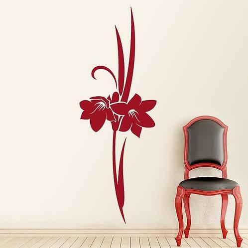 Vinilo Decorativo Floral Myrtus