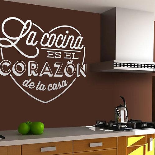 La cocina es el corazón de la casa