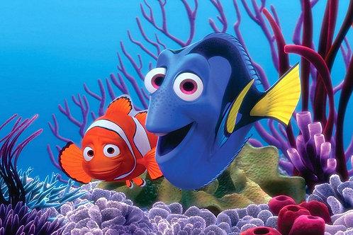 Fotomural Nemo
