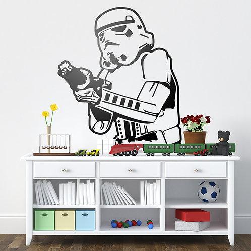 Vinilo Stormtrooper 1