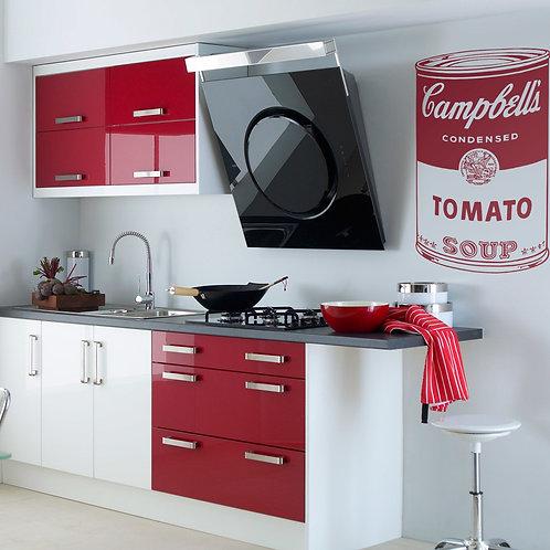 Latas de sopa Campbell de Andy Warhol