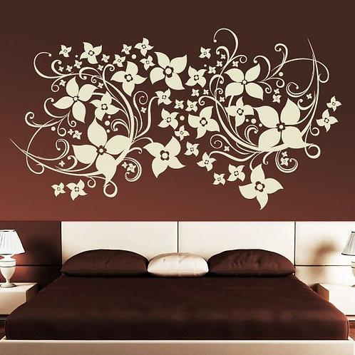 Vinilo decorativo Floral Magnolia