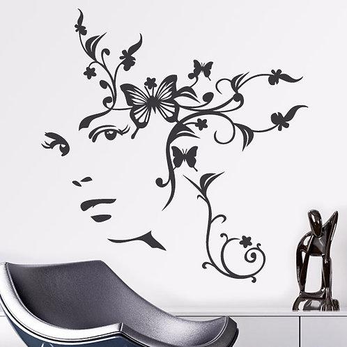 Vinilo decorativo Hada Dafne