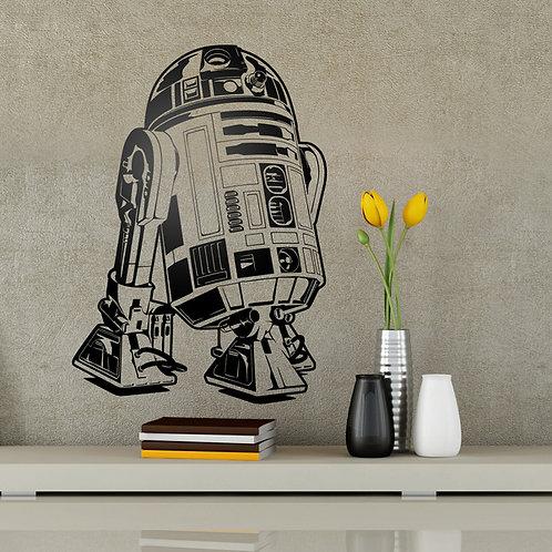 Vinilo decorativo R2-D2