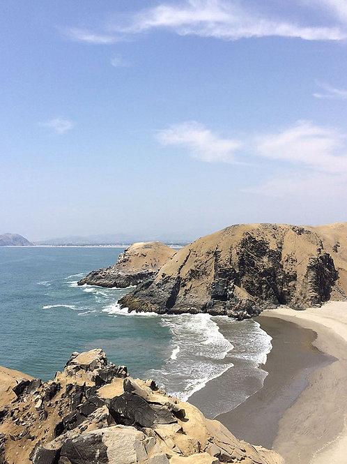 Fotomural playa e islas