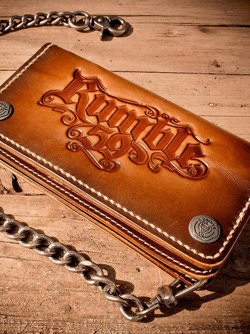 RUMBLE 59 Wallet Sunburst