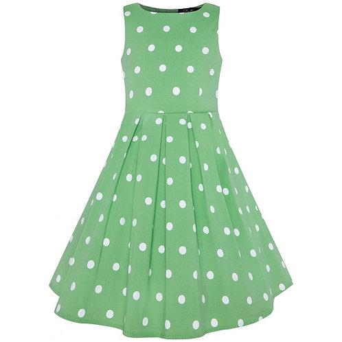 Dolly & Dotty Annie Kids green