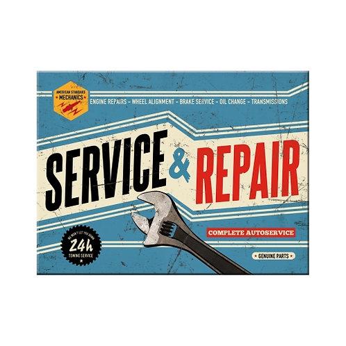 Service & Repair, Magnet