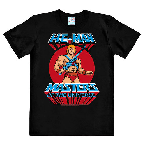 HE_MAN Master of the Universe, black