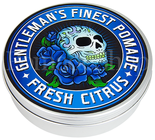 GENTLEMAN´S FINEST POMADE, fresh Citrus