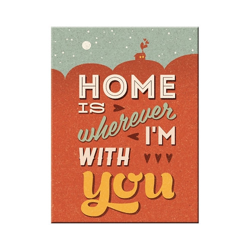 Home is wherever..., Magnet