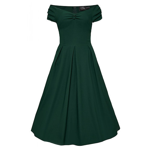 Dolly & Dotty Lily, green