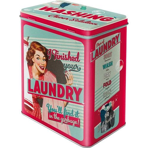 Laundry, Vorratsdose