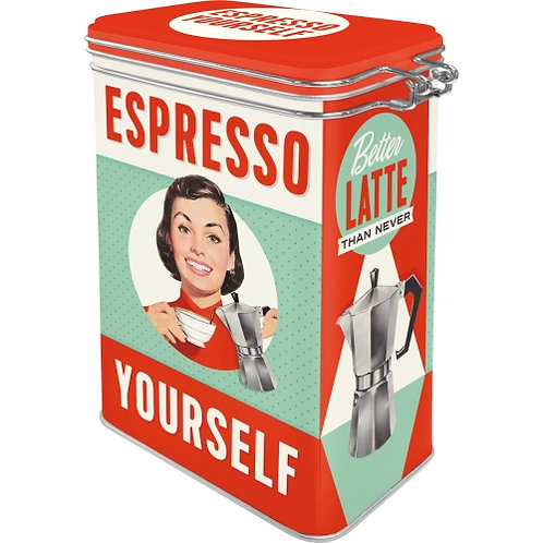 Espresso Yourself, Aromadose
