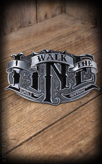 RUMBLE 59, Walk the Line